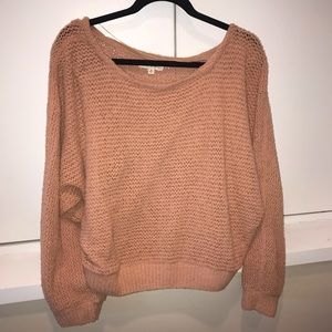 Peachy Sweater from PACSUN